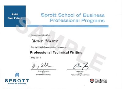 carleton graduate studies thesis