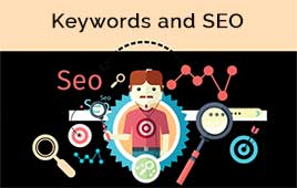Keywords for SEO